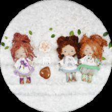 Куклы и игрушки ручной работы в наличии